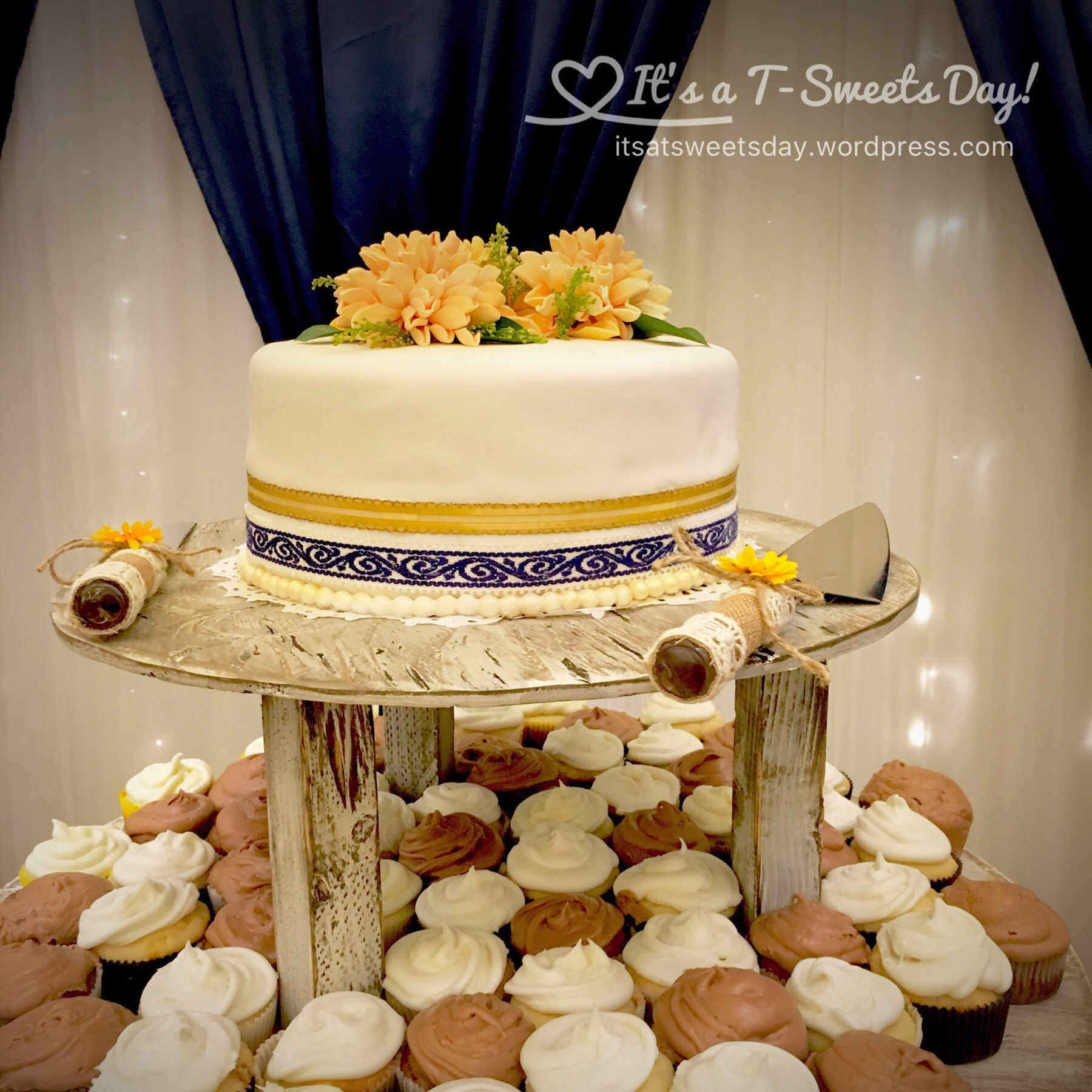 T-cakes – It\'s a T-Sweets day!