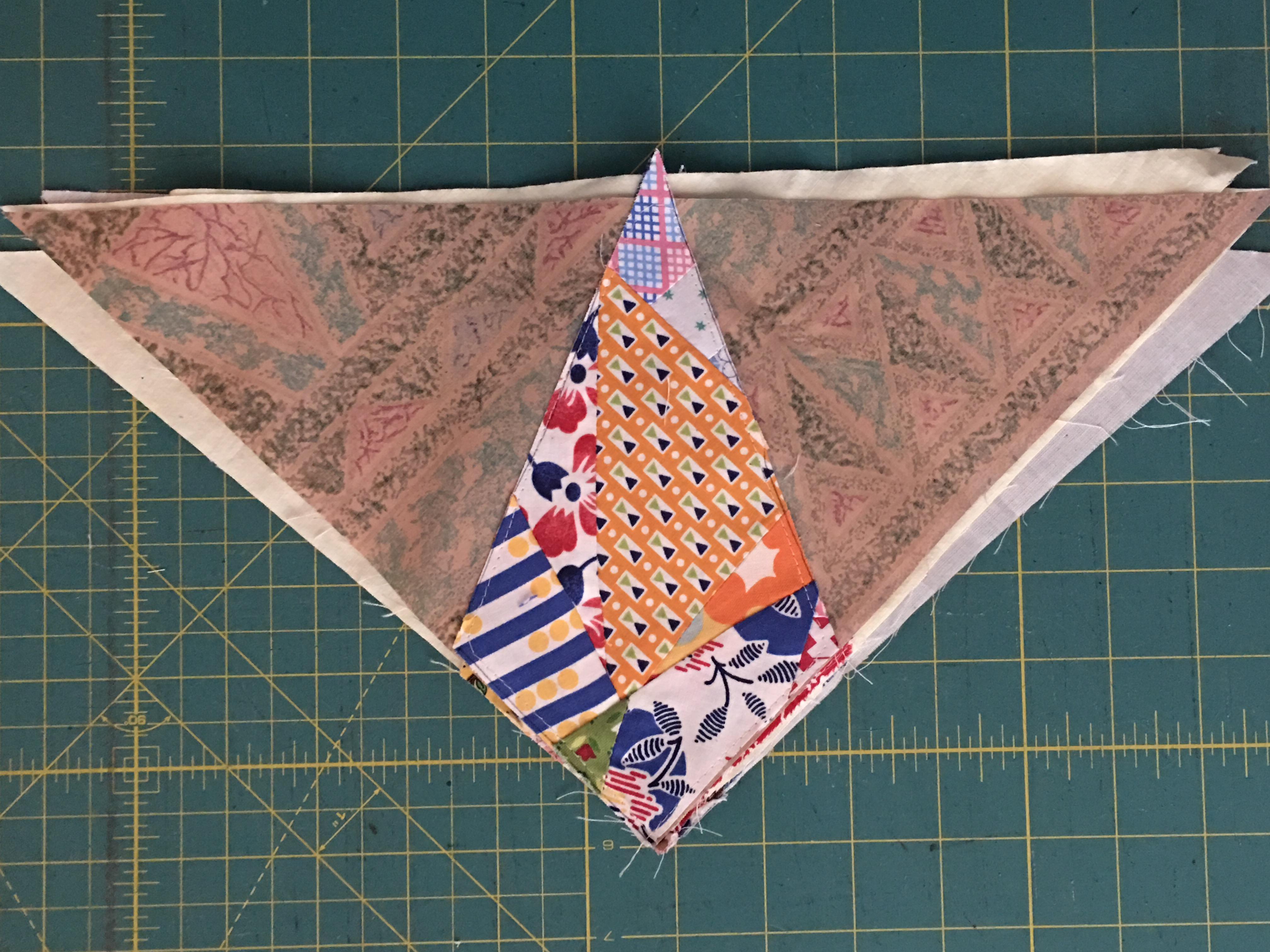 Maple Leaf Rag – It's a T-Sweets day! : string pieced rag quilt pattern - Adamdwight.com