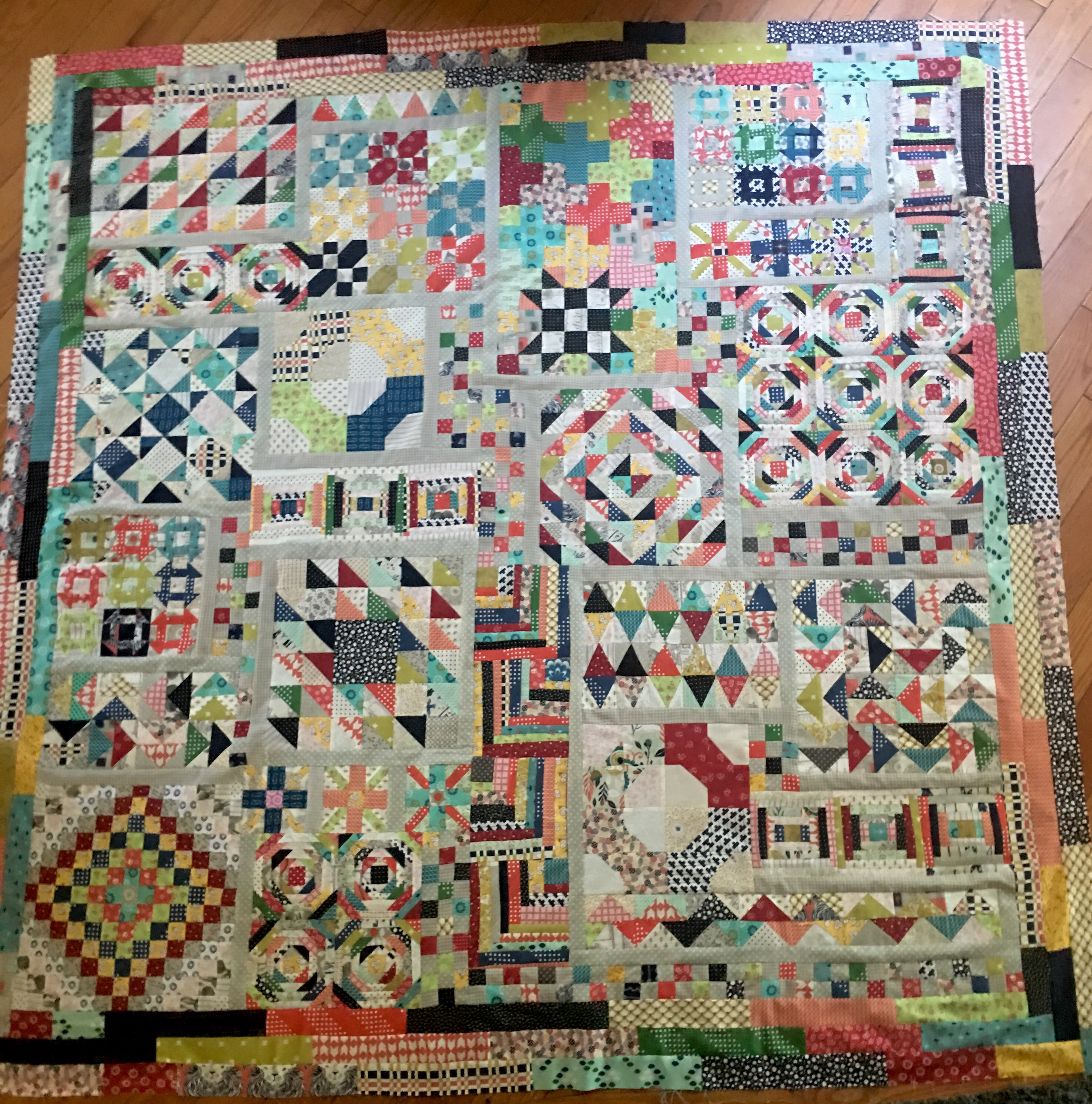 Almost Gone Long Time Gone Quilt It S A T Sweets Day