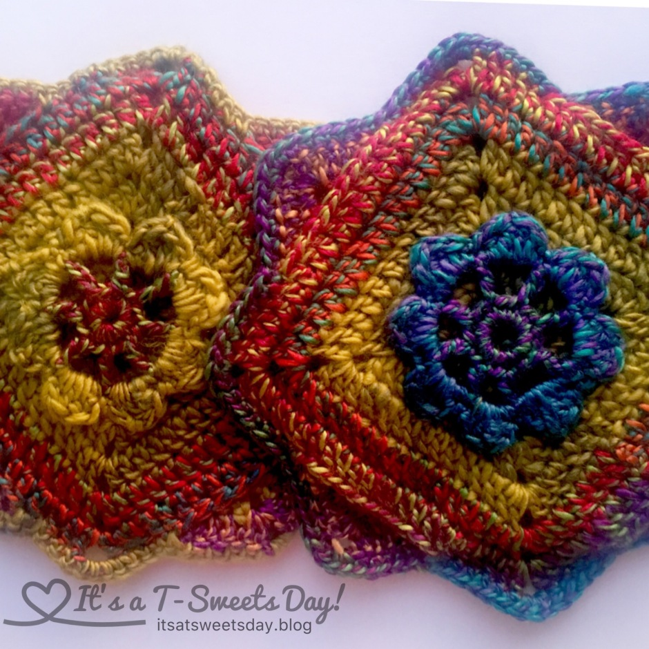 Crochet Pot Holder Pattern Its A T Sweets Day