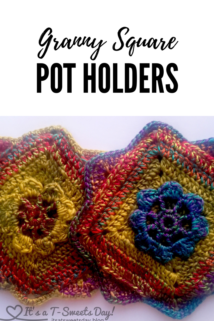 Granny Square Pot Holder It S A T Sweets Day