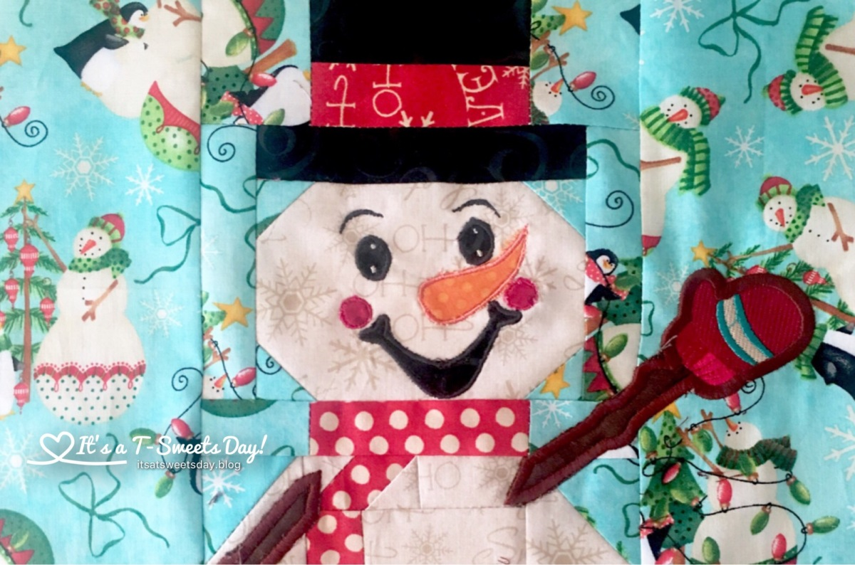 once there was a snowman � its a tsweets day