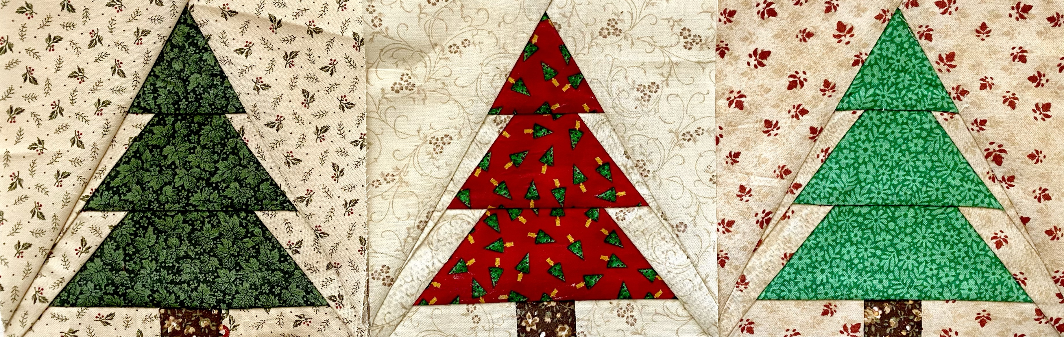 Paper Pieced Christmas Tree It S A T Sweets Day